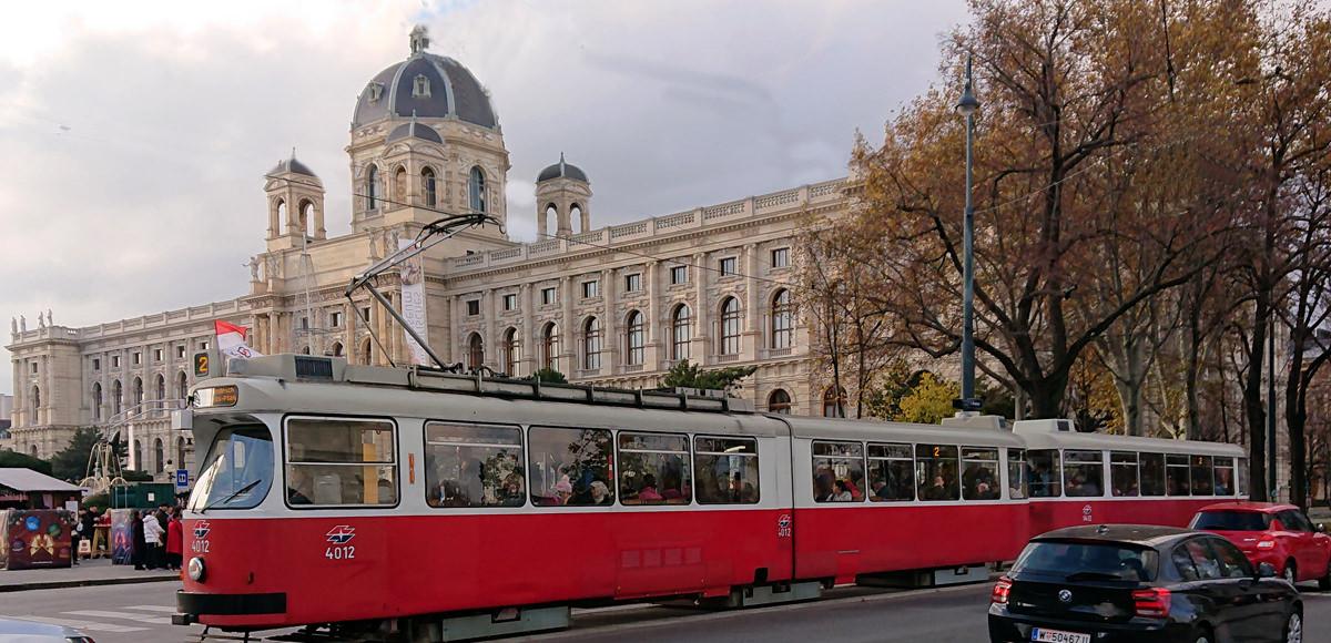 Naturhistorisches Museum Wien mit Bim - www.wien-erleben.com