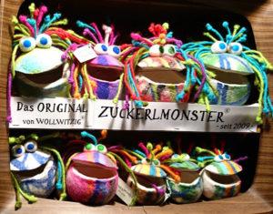 Weihnachtsmarkt am Hof - Zuckerlmonster - www.wien-erleben.com