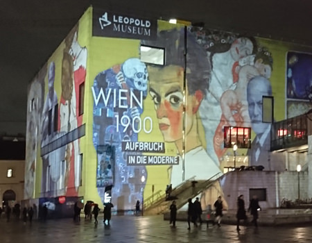 Beitrag über das Leopold Museum in Wien - www.wien-erleben.com