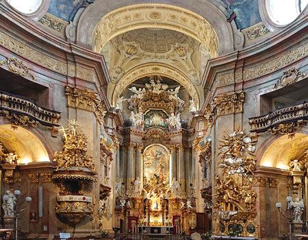 Beitrag über die Peterskirche in Wien - www.wien-erleben.com
