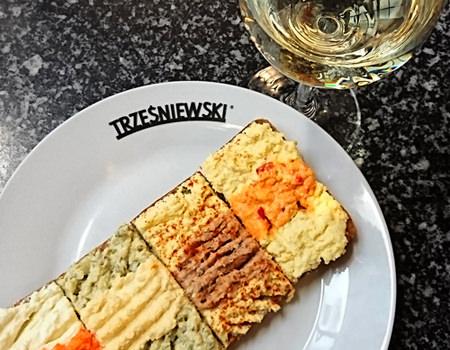 Beitrag über das Trzesniewski, beste Brötchen - www.wien-erleben.com