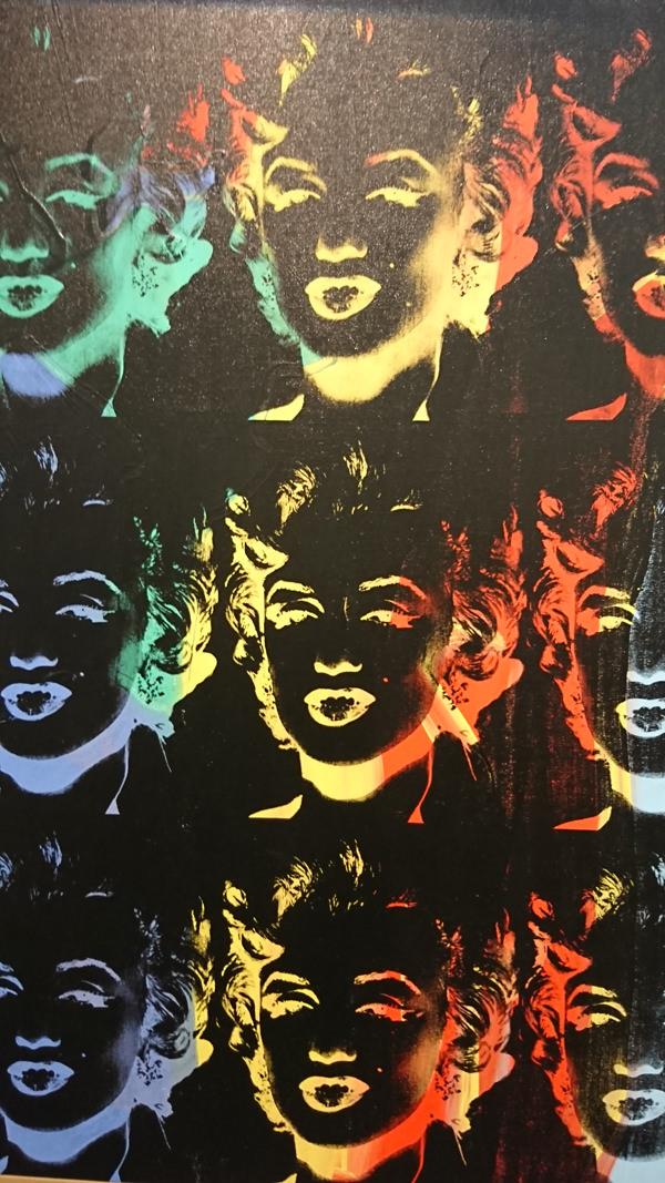 Leopold Museum Wien - Andy Warhol Popart Marylin - www.wien-erleben.com