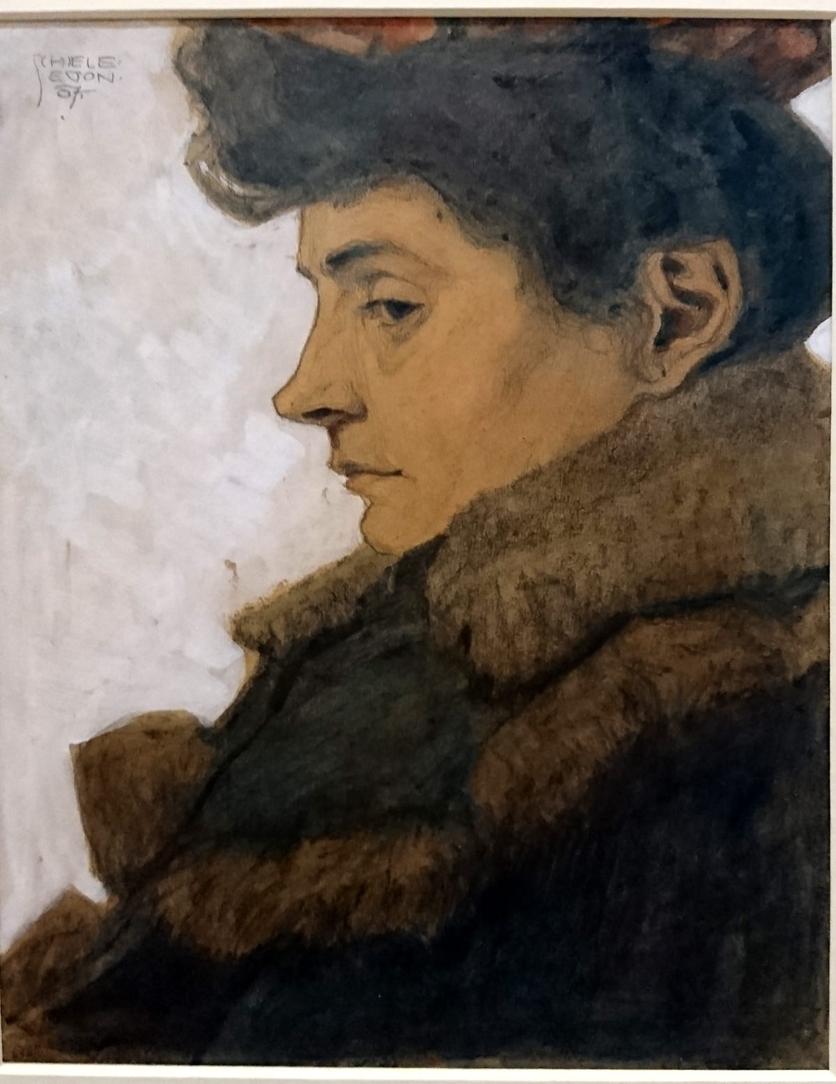Leopold Museum Wien - Egon Schiele Gemälde - www.wien-erleben.com