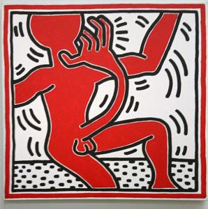 Leopold Museum Wien - Keith Haring Popart - www.wien-erleben.com