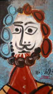 Leopold Museum Wien - Gemälde von Pablo Picasso - www.wien-erleben.com