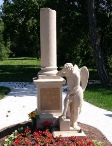 St. Marxer Friedhof - Mozartgrab - www.wien-erleben.com