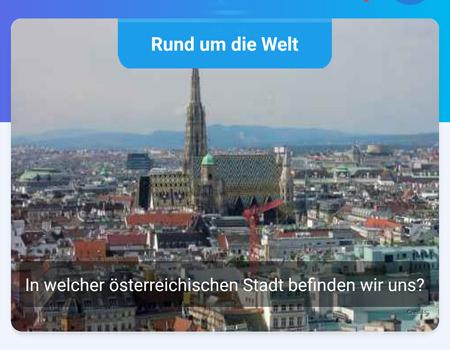 Bericht über die Quizduell Tour durch Wien Frage in welcher Stadt - www.wien-erleben.com