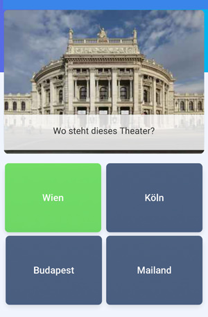 Quizduell-Tour durch Wien - Burgtheater Foto - www.wien-erleben.com