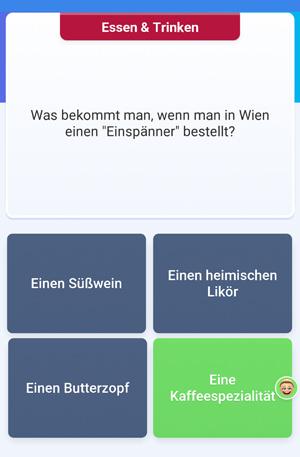 Quizduell-Tour durch Wien - Einspänner - www.wien-erleben.com