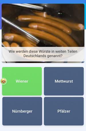 Quizduell-Tour durch Wien - Wiener Würstl - www.wien-erleben.com