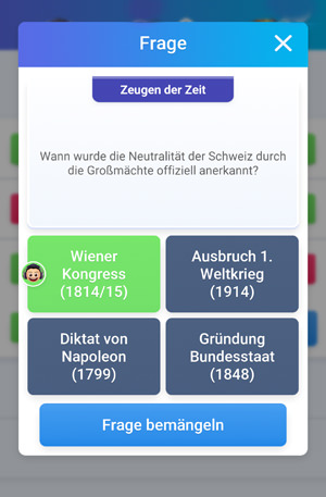 Quizduell-Tour durch Wien - Wiener Kongress - www.wien-erleben.com