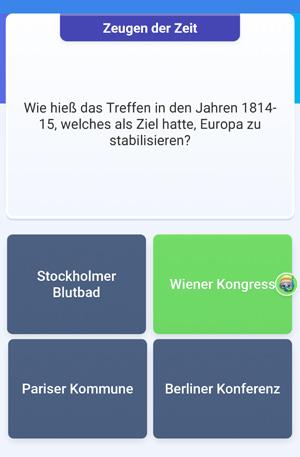 QD-Tour durch Wien - Wiener Kongress II - www.wien-erleben.com
