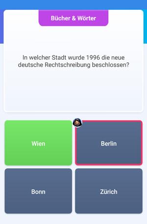 QD-Tour durch Wien - Rechtschreibreform - www.wien-erleben.com