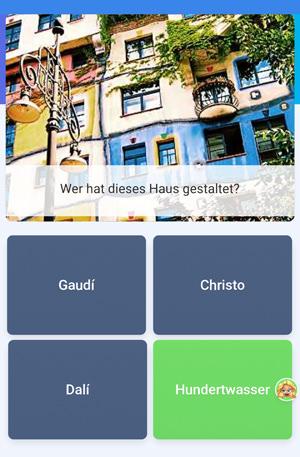 QD-Tour durch Wien - Hundertwasser Haus - www.wien-erleben.com