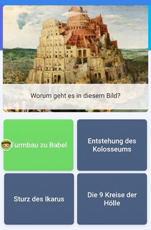QD-Tour durch Wien - Turmbau zu Babel - www.wien-erleben.com