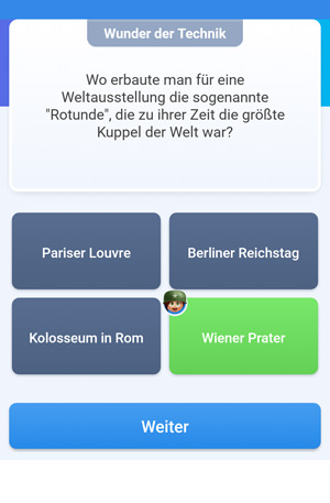 QD-Tour durch Wien - Prater Rotunde - www.wien-erleben.com
