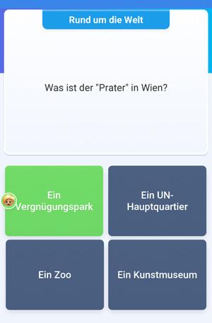 QD-Tour durch Wien - Prater Vergnügungspark - www.wien-erleben.com
