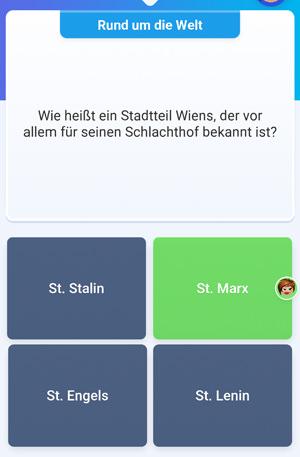 Quizduell-Tour durch Wien - St. Marx - www.wien-erleben.com