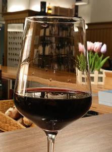 W-Einkehr Vinothek - ein gutes Glas Tomaro Cuvee du Patron - www.wien-erleben.com